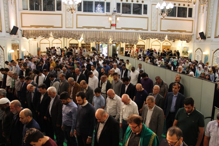 Eid al-Fitr salat, (10:30-11:15 AM)